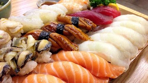 一般的なお寿司